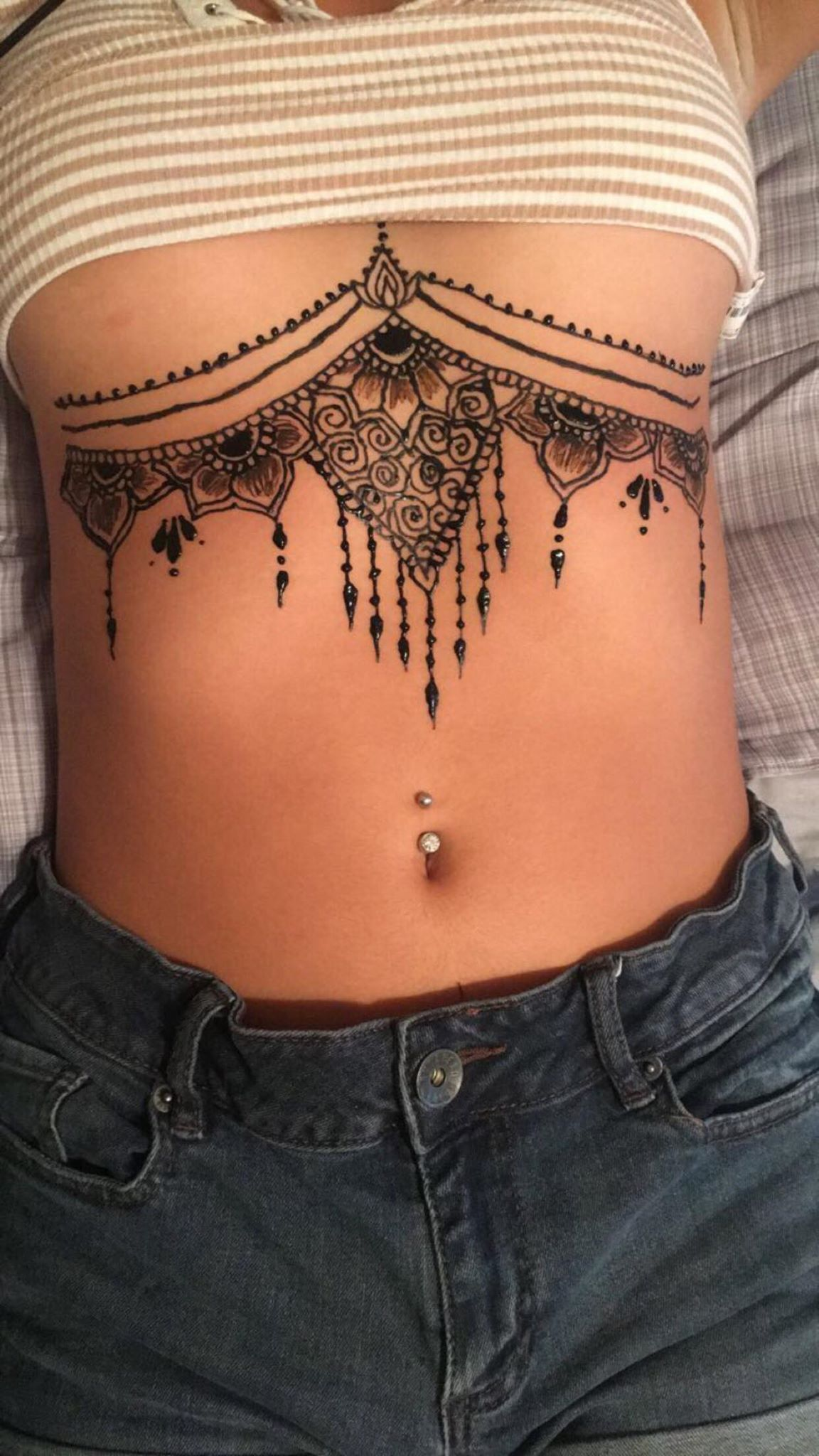 Henna Style Tattoo Designs: Henna Tattoo For Your Next Event